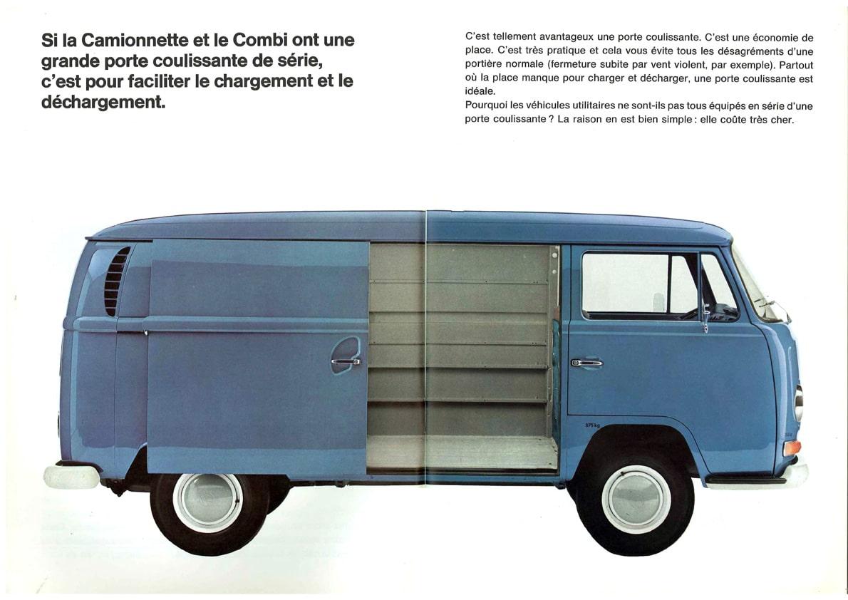 Voici le nouveau - Documentation T2a 1968-7