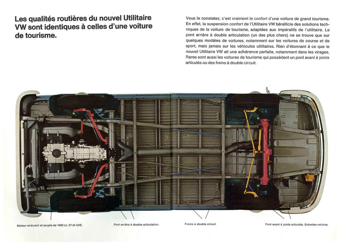 Voici le nouveau - Documentation T2a 1968-9