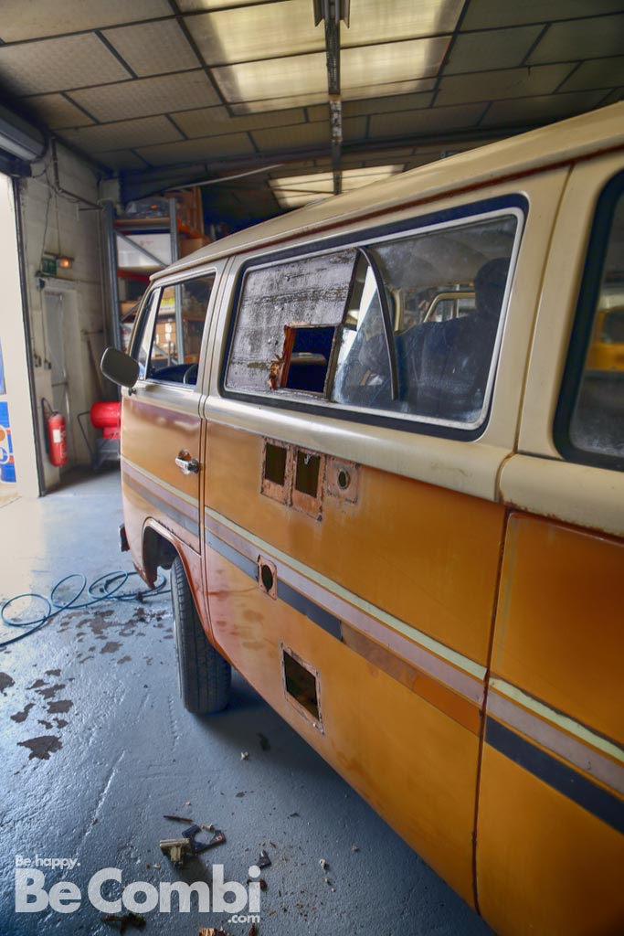 Baudouin Combi Minibus T2b   Be Combi