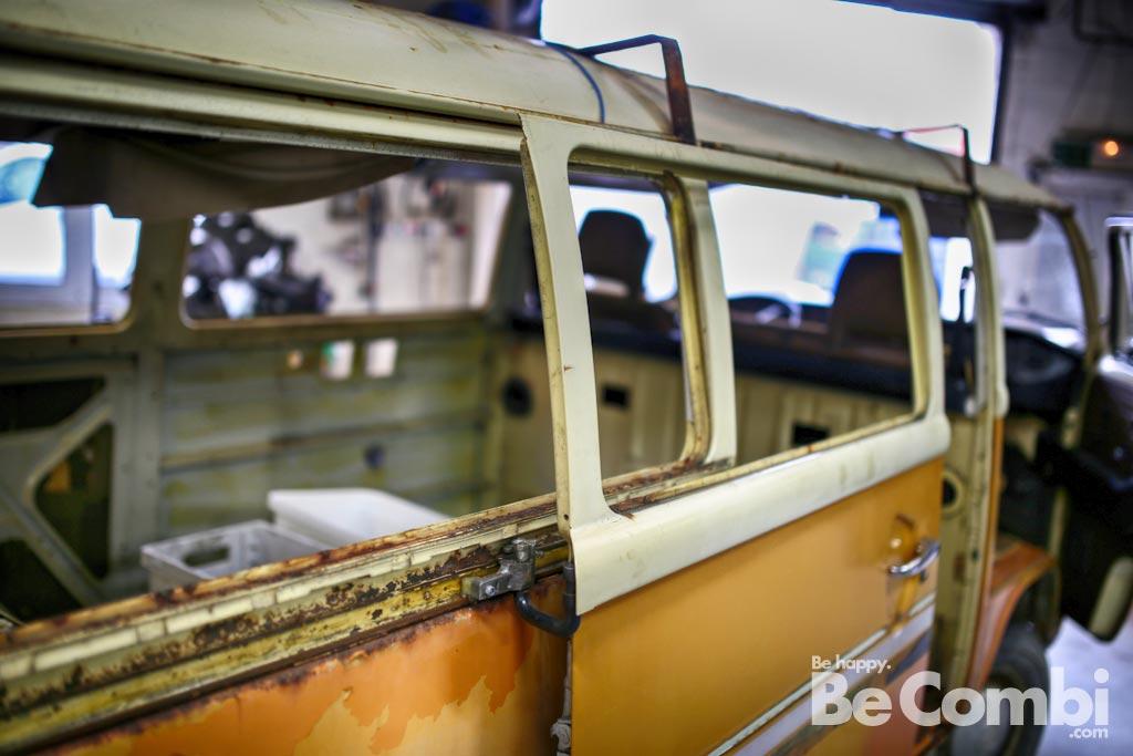 Baudouin Combi Minibus T2b | Be Combi