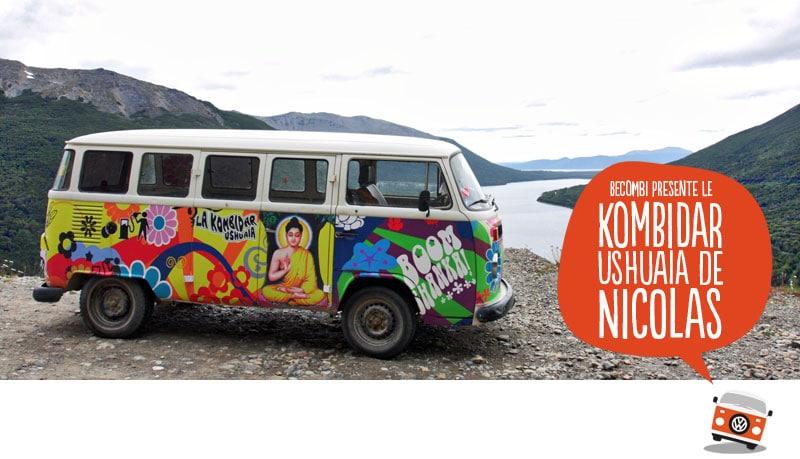 Kombi Ushuaia de Nicolas | Be Combi