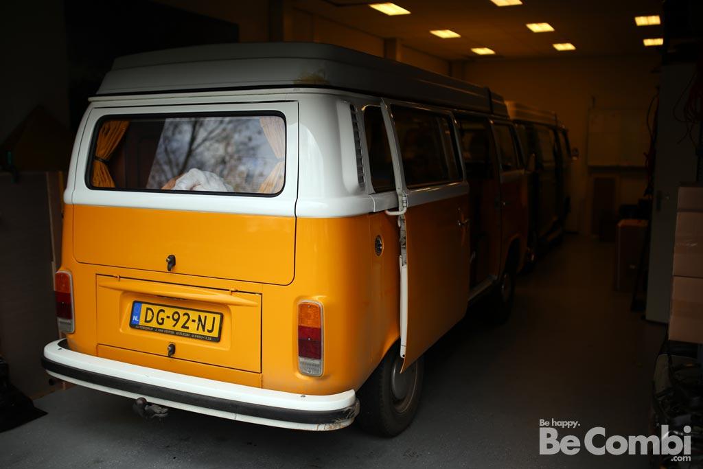 Visite de l'atelier de Repro Westy | Be Combi