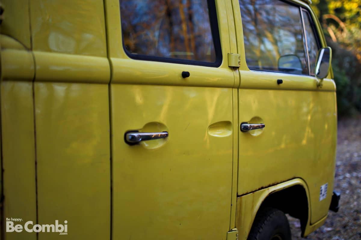 Séance photos T2b pick-up Doka d'Adrien | Be Combi