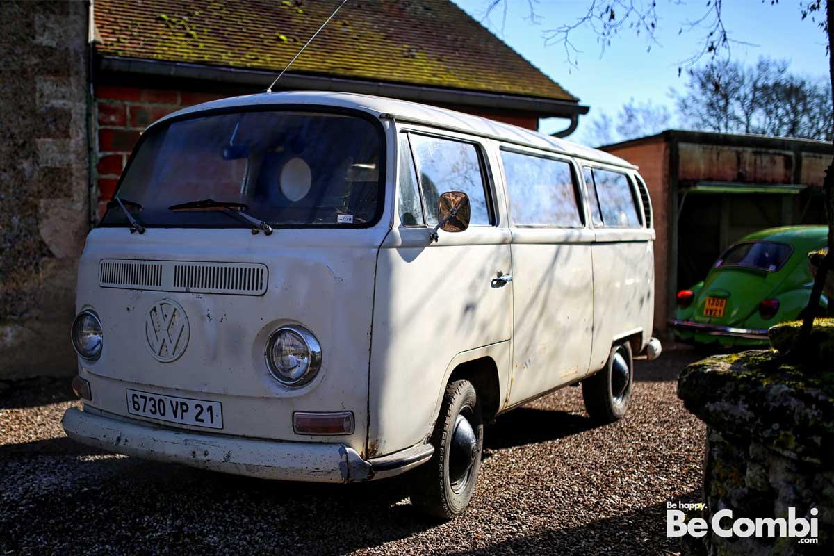 Happy, early bay de 1968 | Be Combi