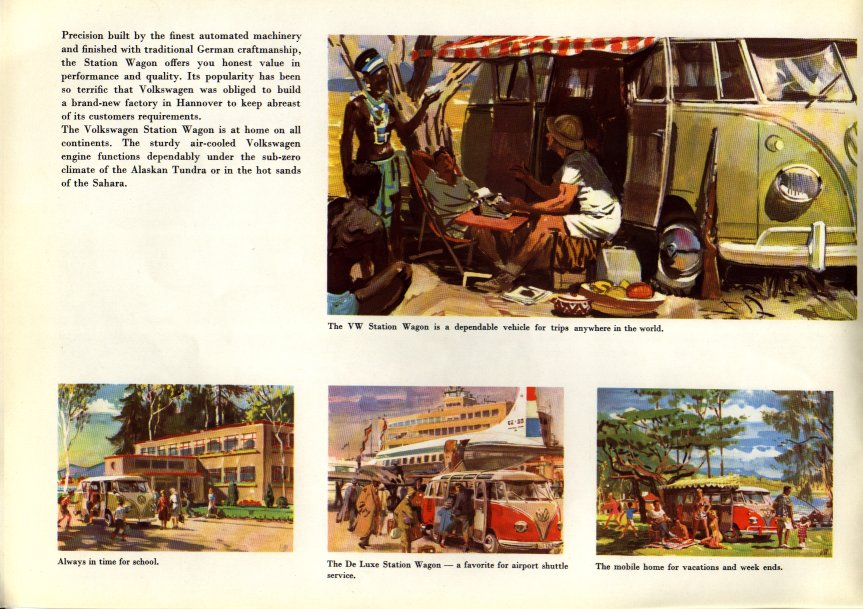 Brochure Westfalia SO23 1959 | Be Combi