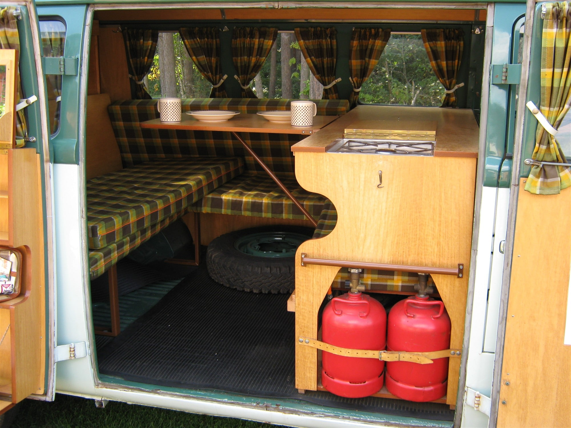Westfalia CampingBox | Be Combi