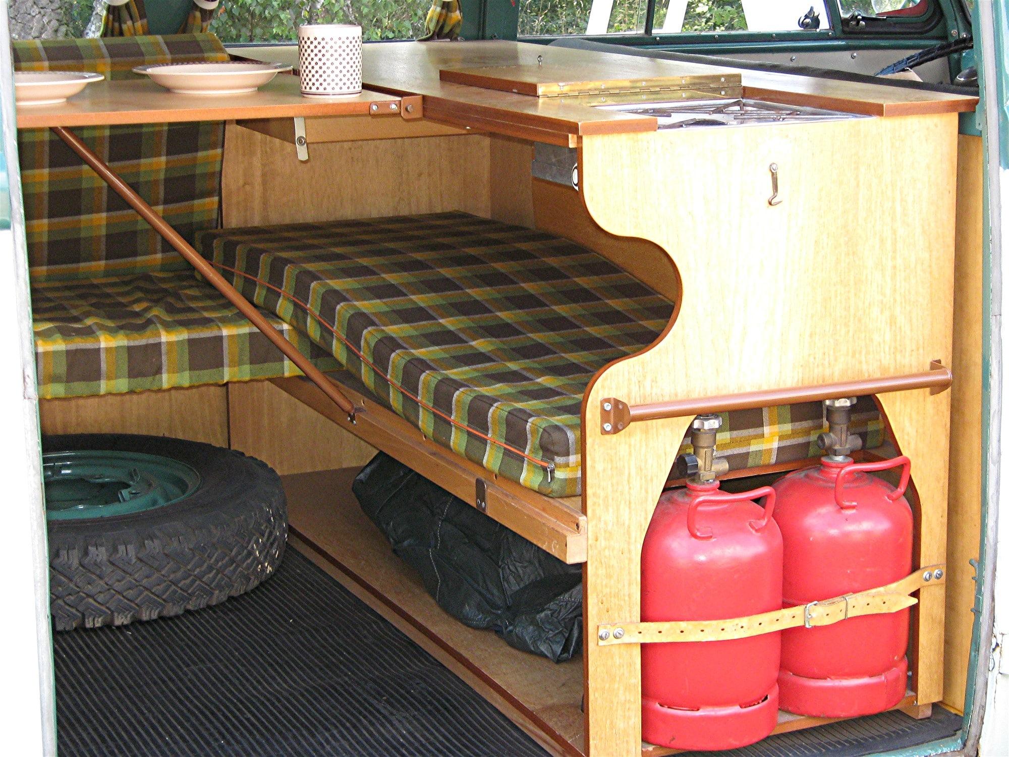 Westfalia CampingBox | Be Combi