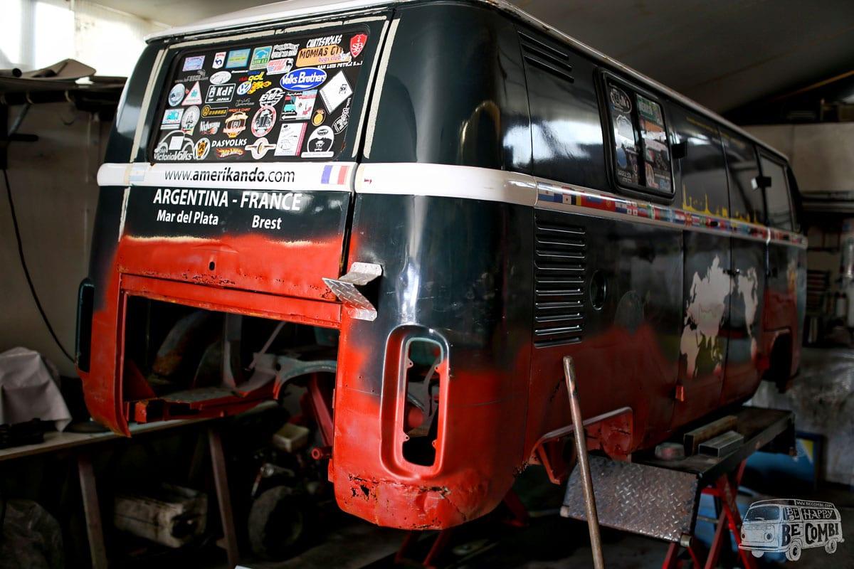 Baudouin chez Old Car Service 76   Be Combi