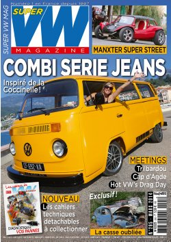 Super VW Magazine #295   BeCombi