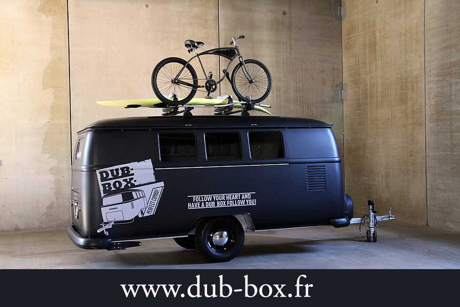 La caravane rétro Dub Box arrive en France ! | Be Combi
