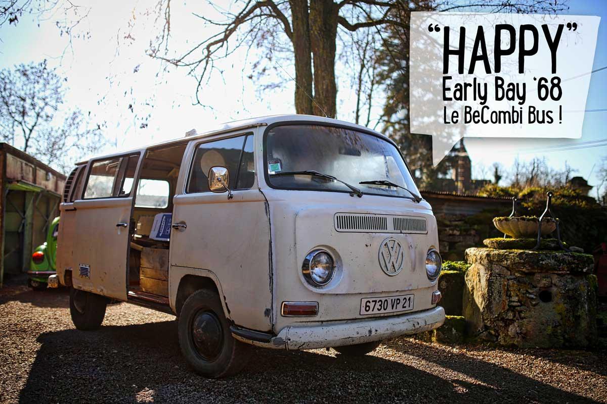 Happy, early bay de 1968| Be Combi