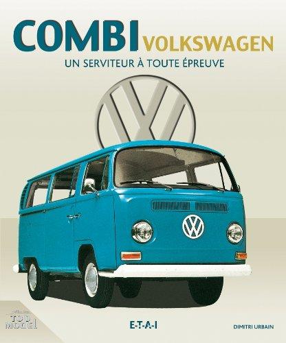 Combi Volkswagen Couverture livre ETAI - BeCombi