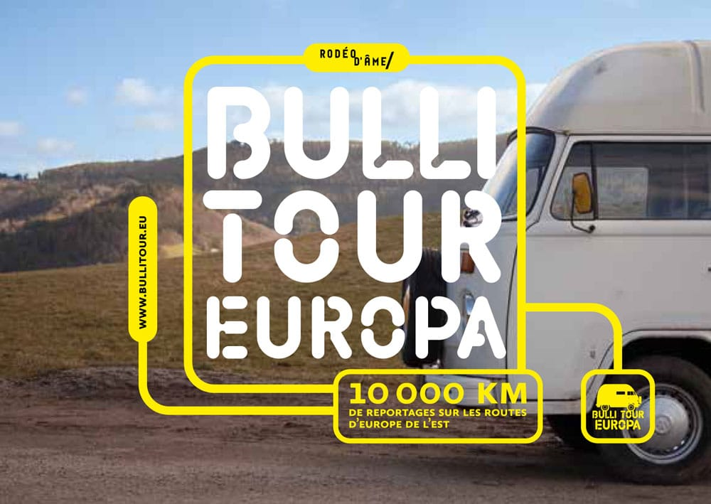 Bulli Tour Europa | Be Combi