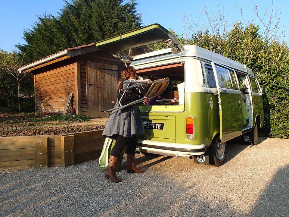 Kiwi le Westy de Valérie | BeCombi