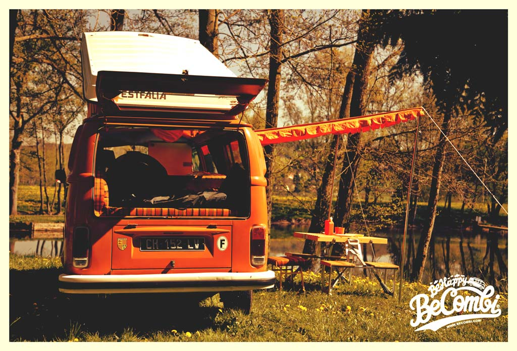 Séance photos VW Camper | BeCombi