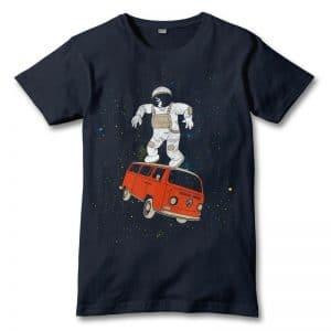 "Tee-shirt ""Space Rider"" | BeCombi"