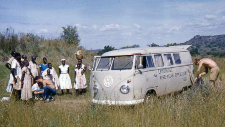 The Kombi Trail | BeCombi