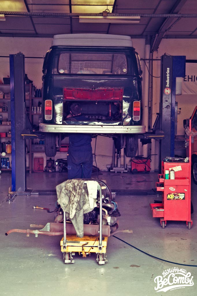 Schmecko Spécialiste des VW anciennes | BeCombi