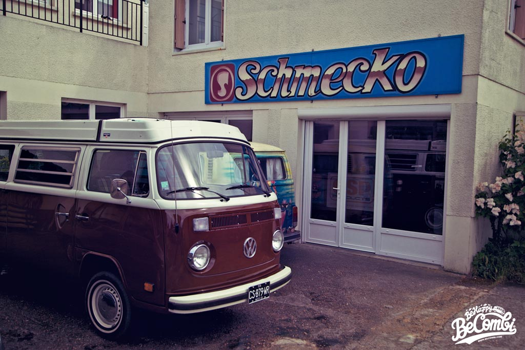 Schmecko Spécialiste des VW anciennes   BeCombi