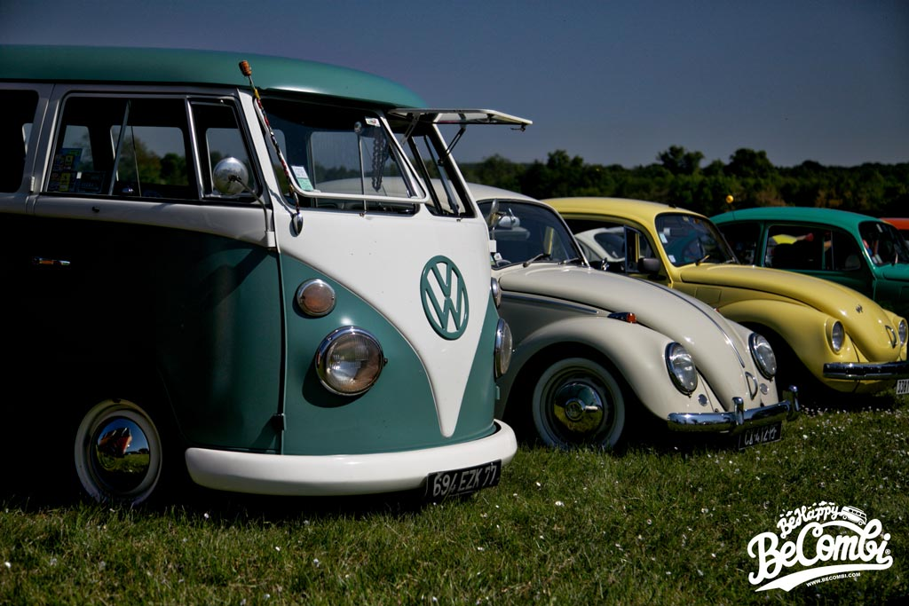 Meeting Section Aircooled 27 à Chambray | BeCombi