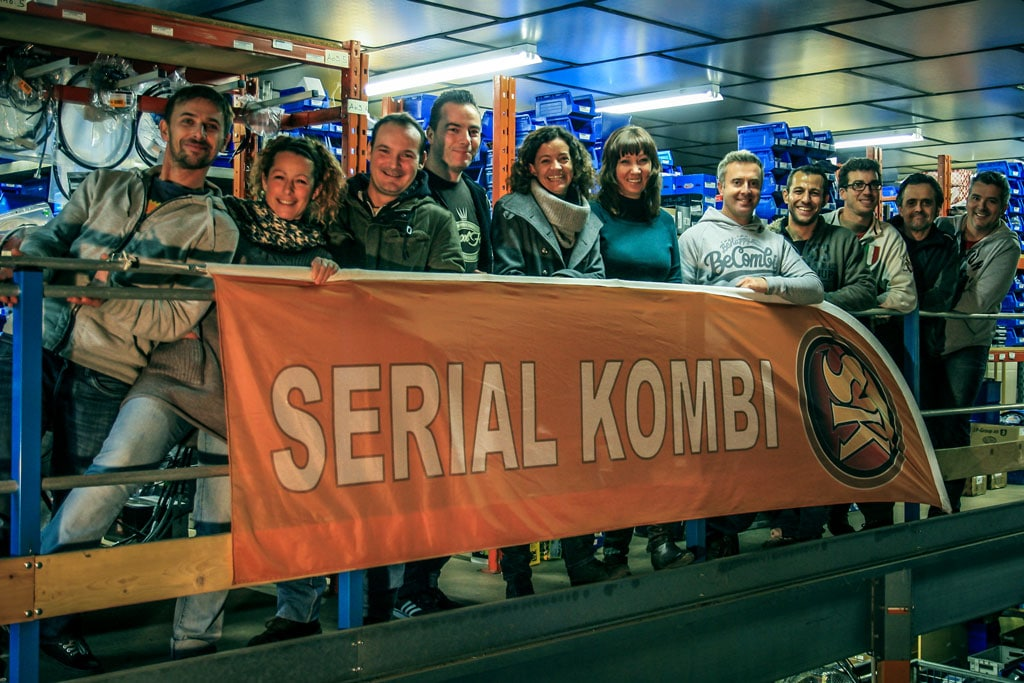 Dans les coulisses de Serial Kombi | BeCombi