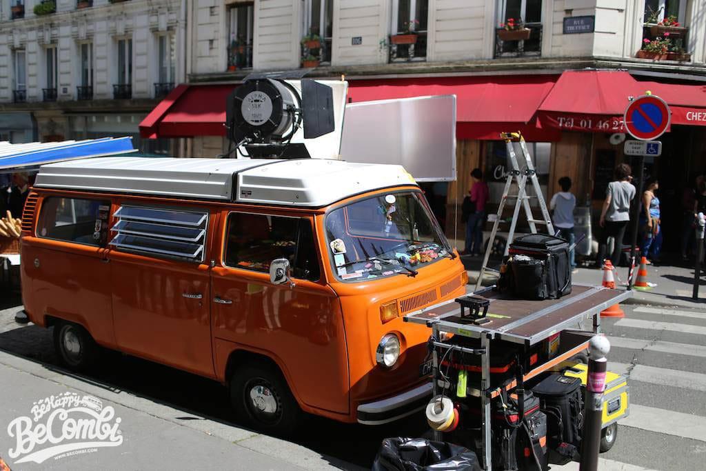 Tournage Long métrage | Be Combi