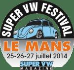 Logo Super VW Festival