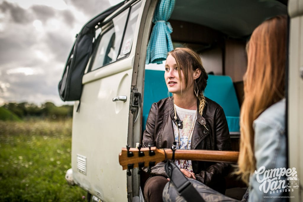 CamperVan Sessions - NightCaps | Be Combi