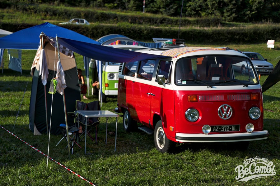 The French VW Bus Meeting 2014 | Be Combi