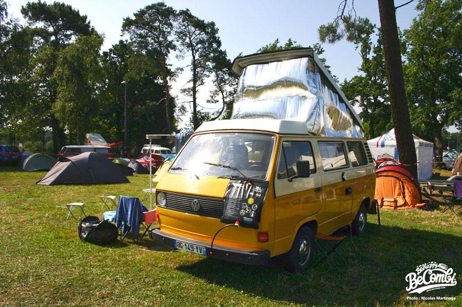 Super VW Festival 2014 - Le Mans | Be Combi