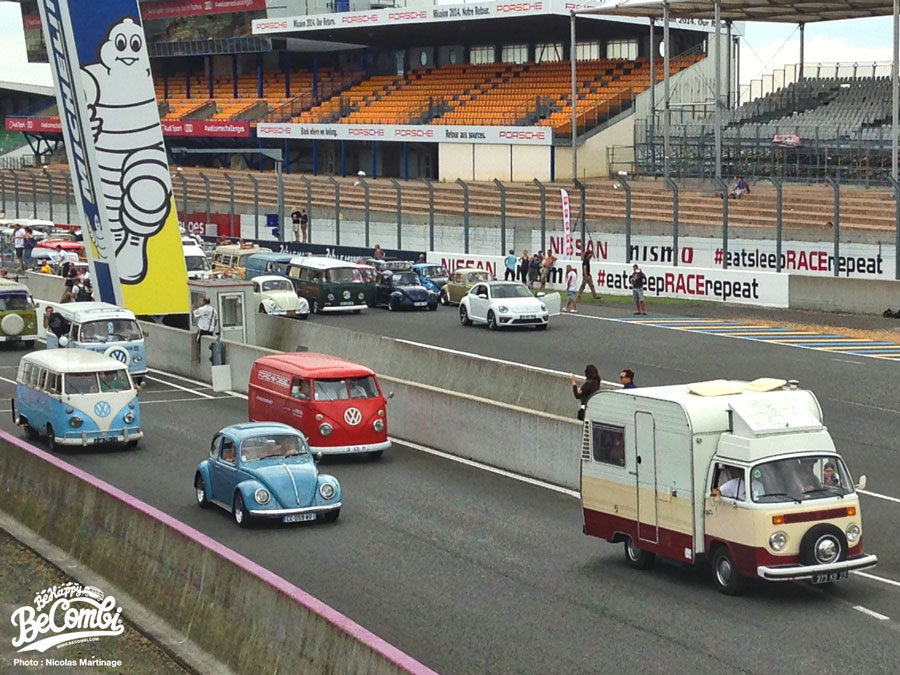 Super VW Festival 2014 - Le Mans | Be Combi