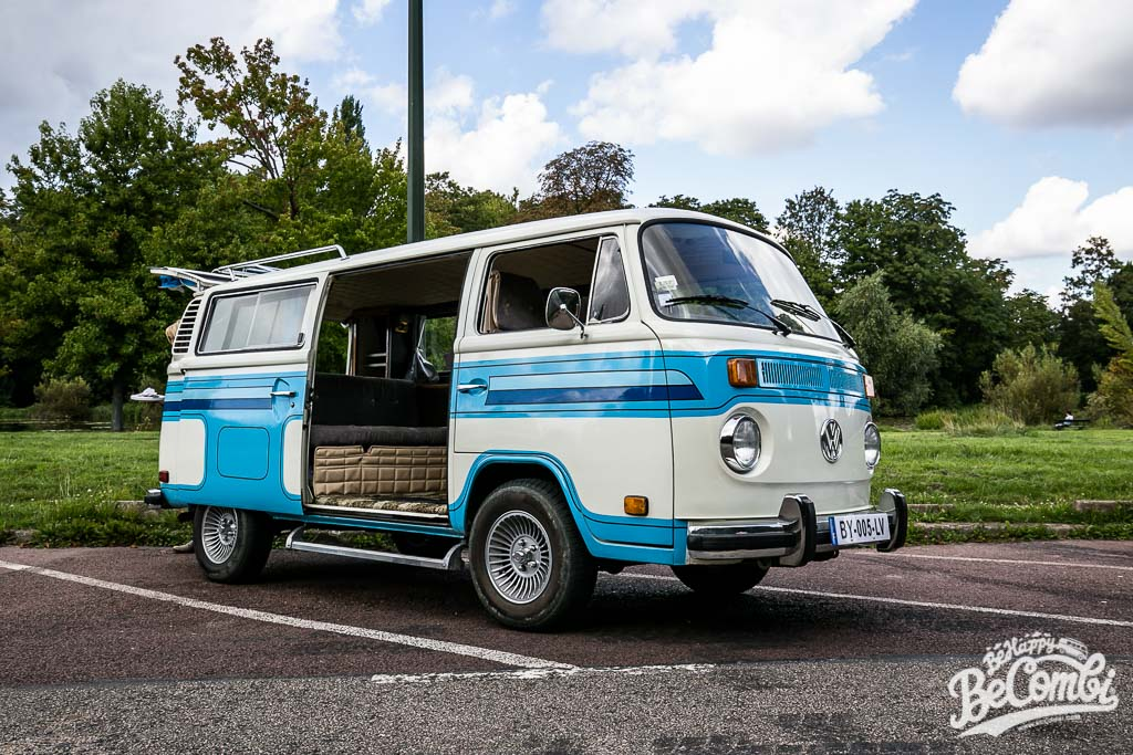 Vw Type 2 Landmark de Carol & Arno | Be Combi