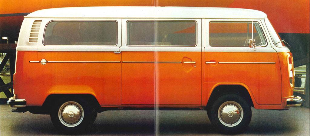 VW Combi L20B / L90D