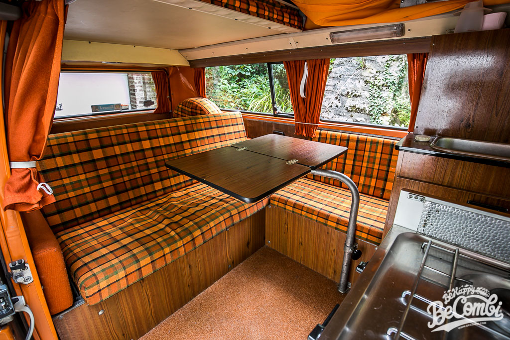 a l 39 int rieur de notre combi westfalia 1975 be combi On interieur westfalia