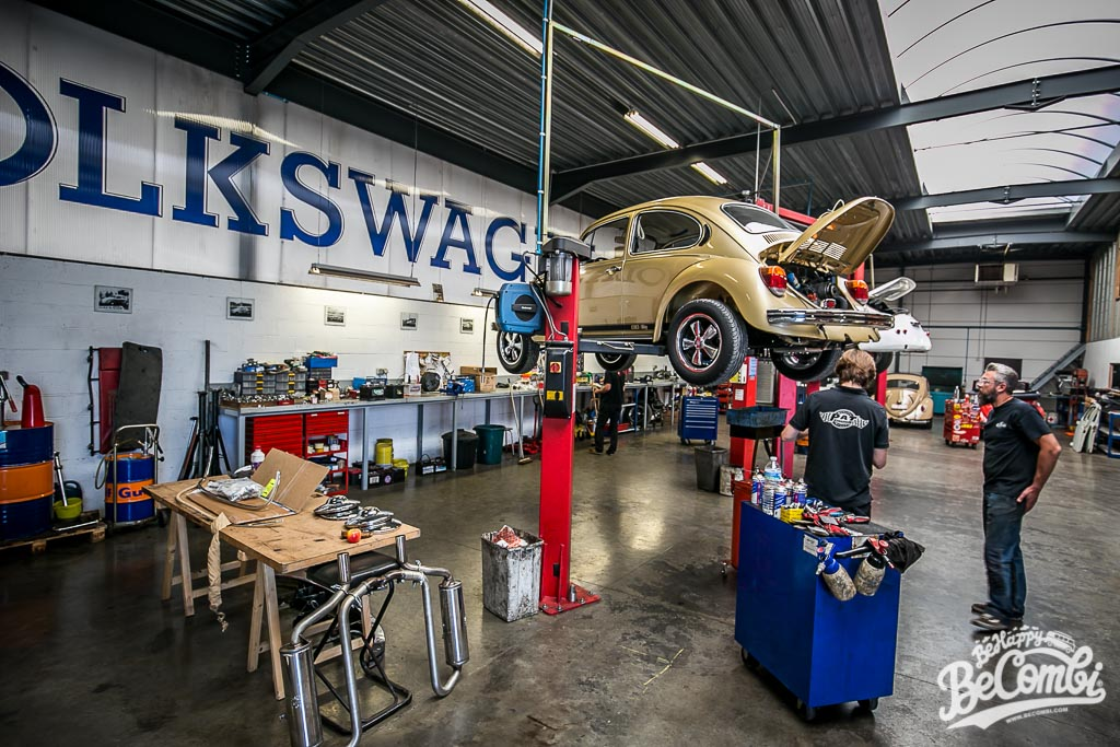 Pat Stock & Performance VW Shop | Be Combi
