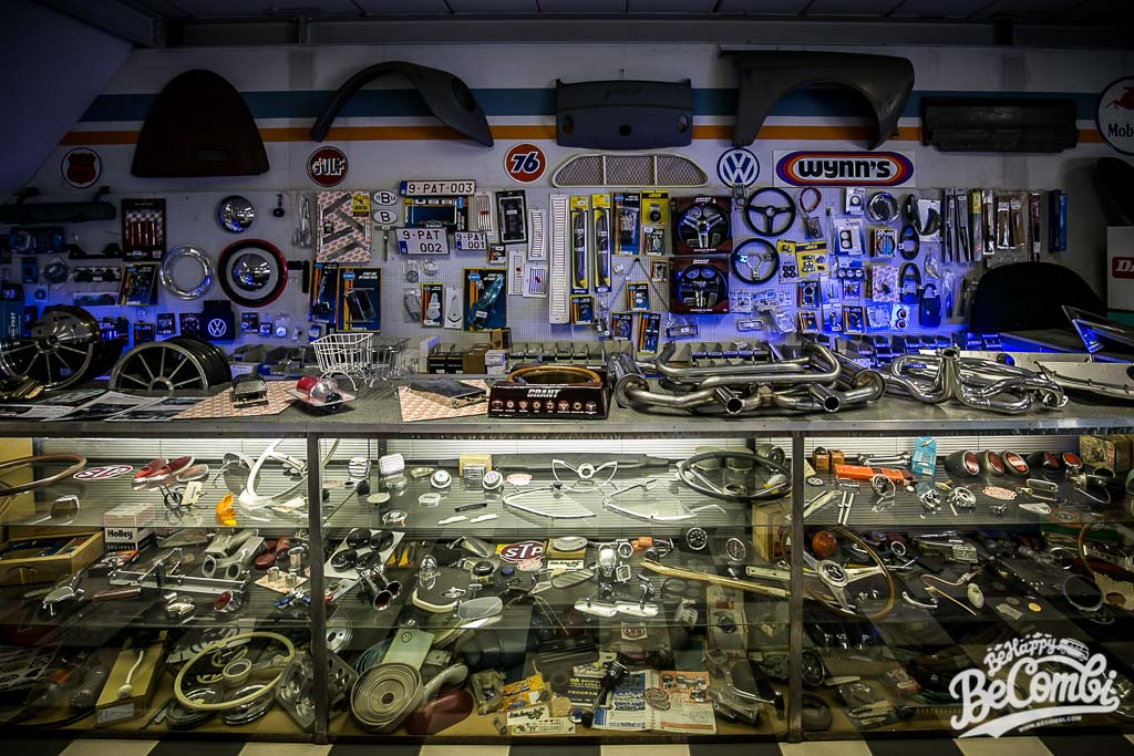 Pat Stock & Performance VW Shop | Be Combi