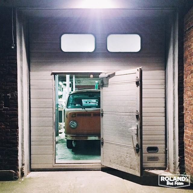 Roland's Bus Farm   Be Combi