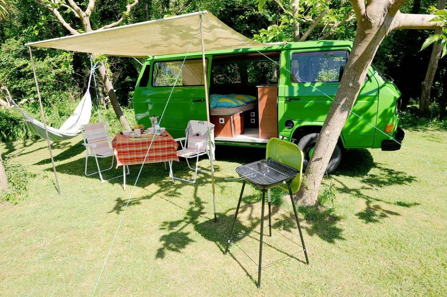 Belle-Ile Camper Vans | BeCombi