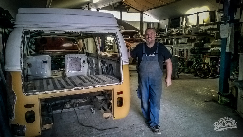 Ready chez Old Cars Service 76   BeCombi