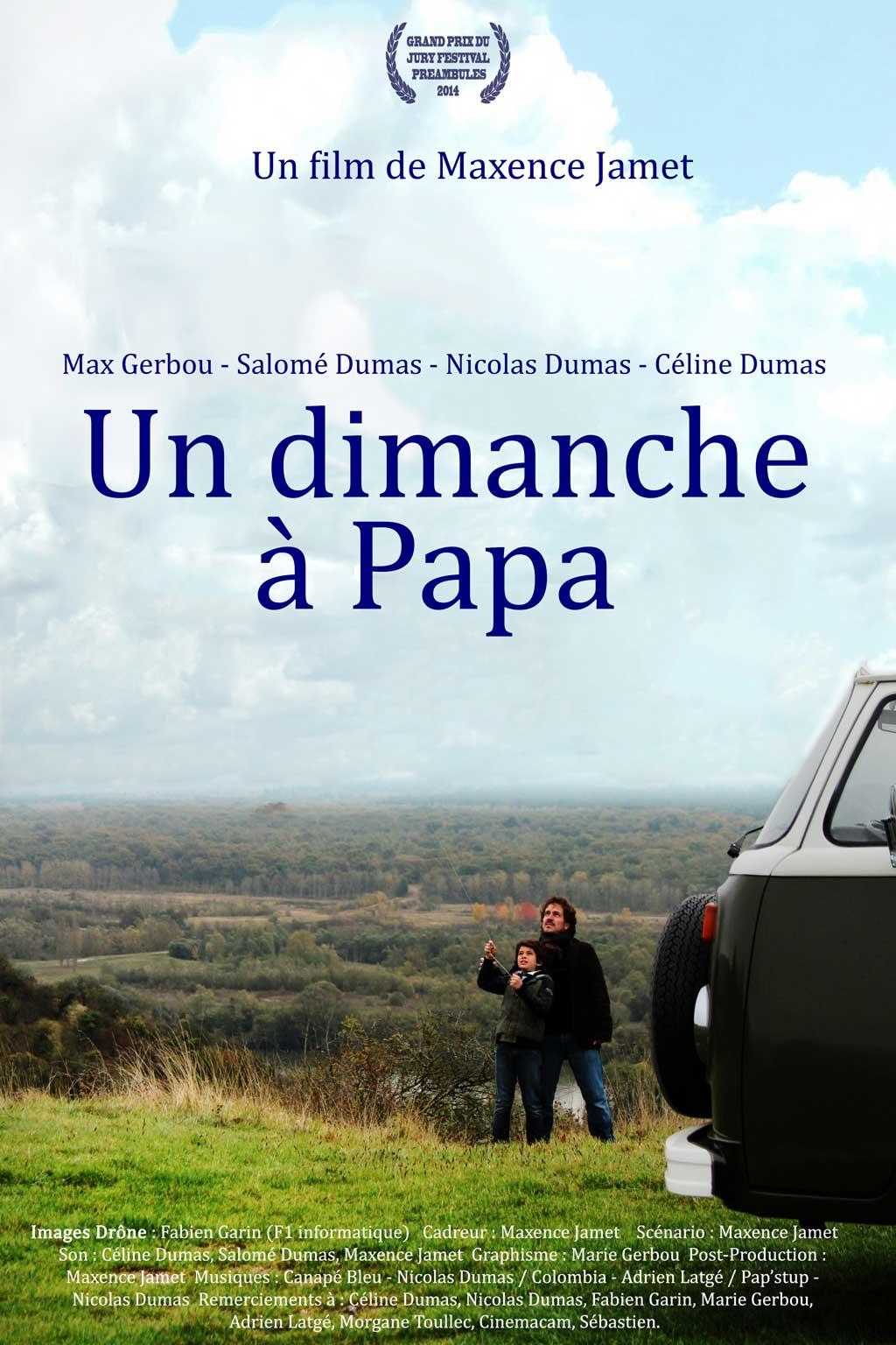 Un Dimanche à Papa | BeCombi