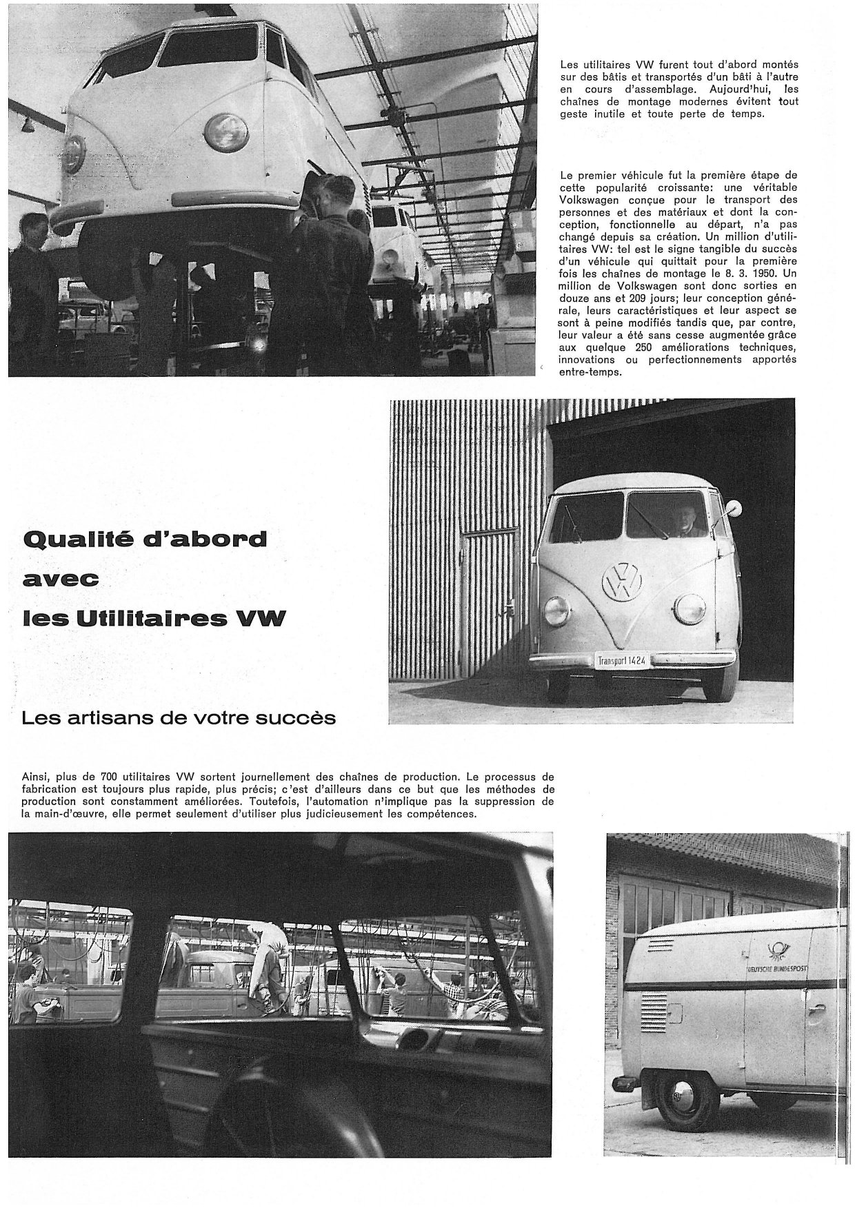 1 Million d'utilitaires Volkswagen | BeCombi