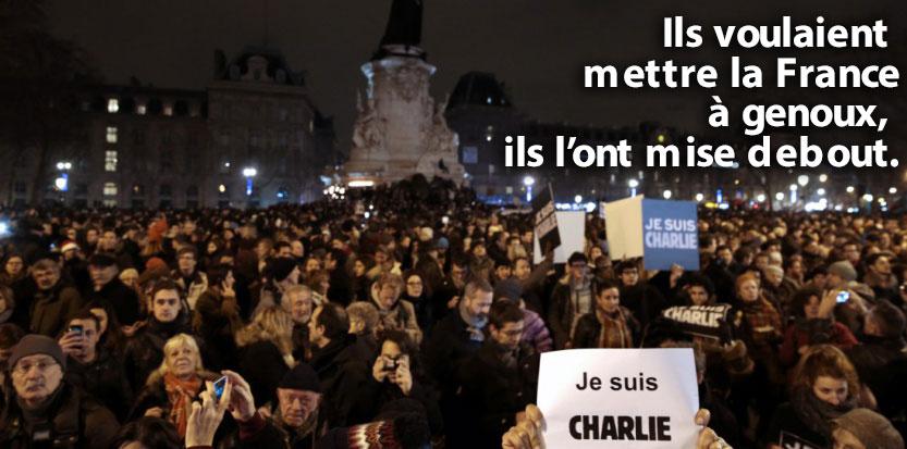 La France est debout | BeCombi