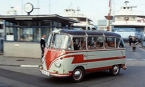VW T1 Auwärter Carlux | BeCombi
