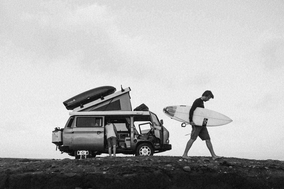 Vanajeros Road-Trip en Combi | BeCombi