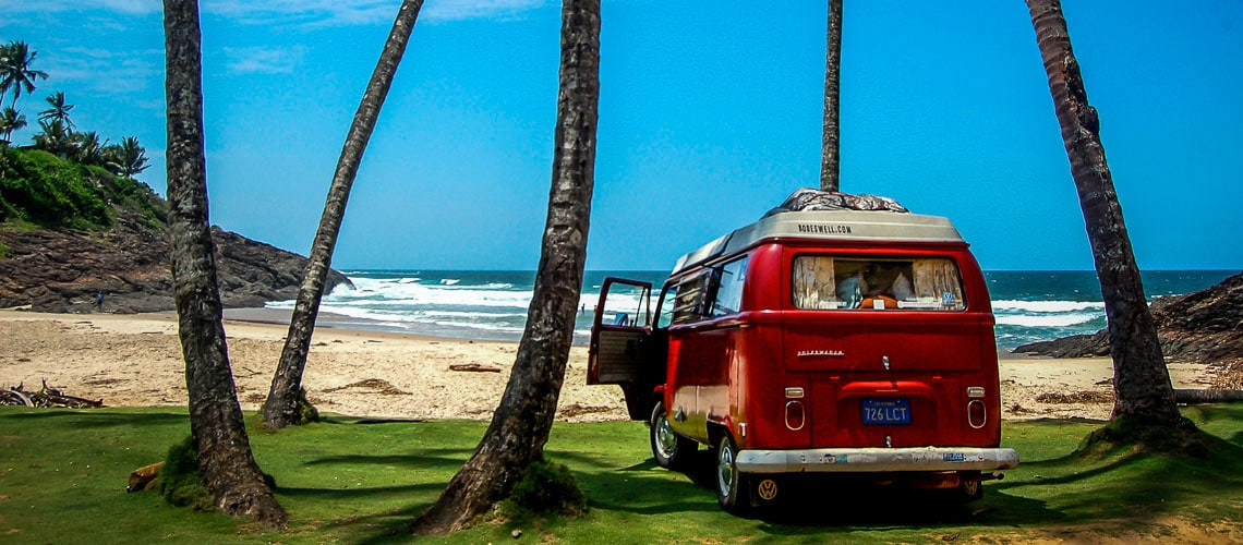 Bodes Well VW Bus | Be Combi