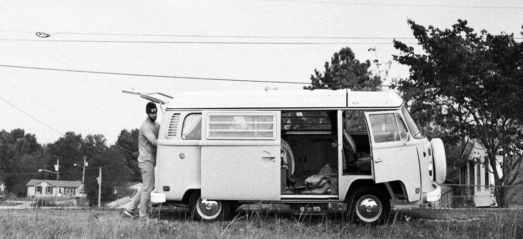 Un joueur de Baseball pro vit dans son van | BeCombi