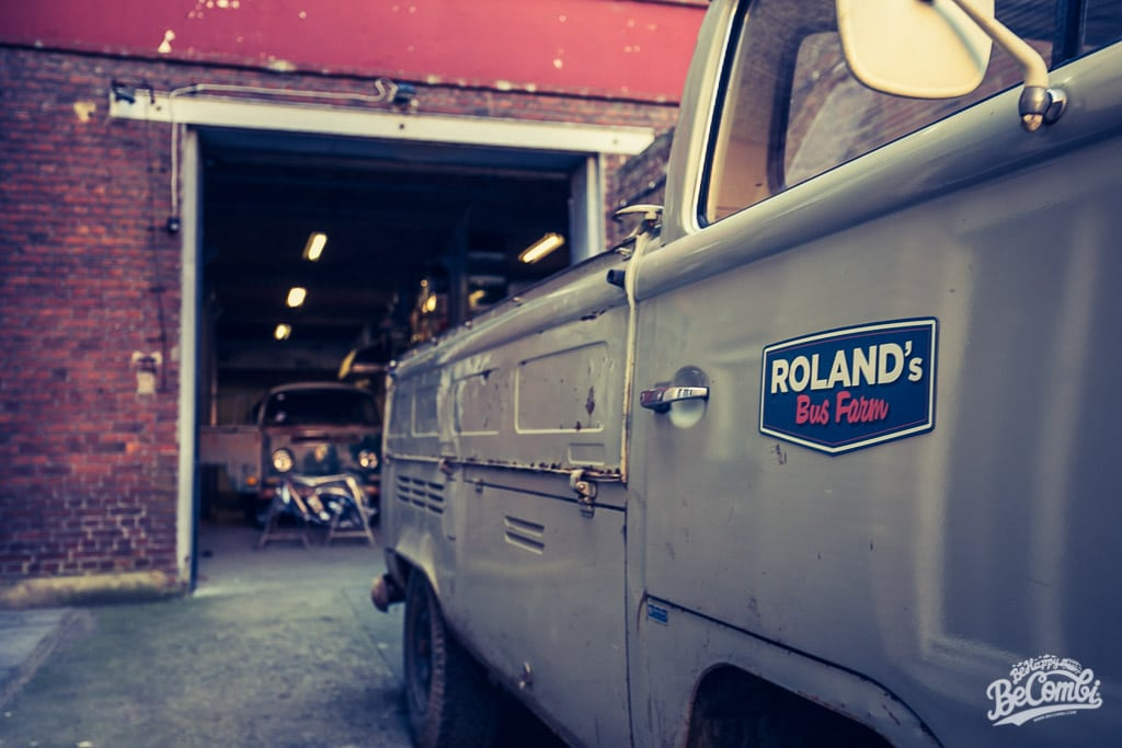 Roland's Bus Farm | BeCombi