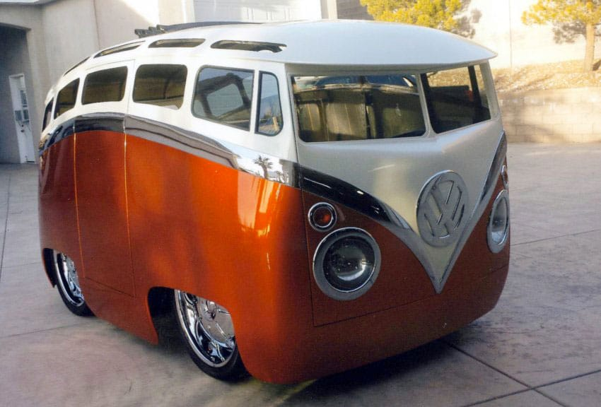 Le VW Surf Seeker de Ron Berry | BeCombi