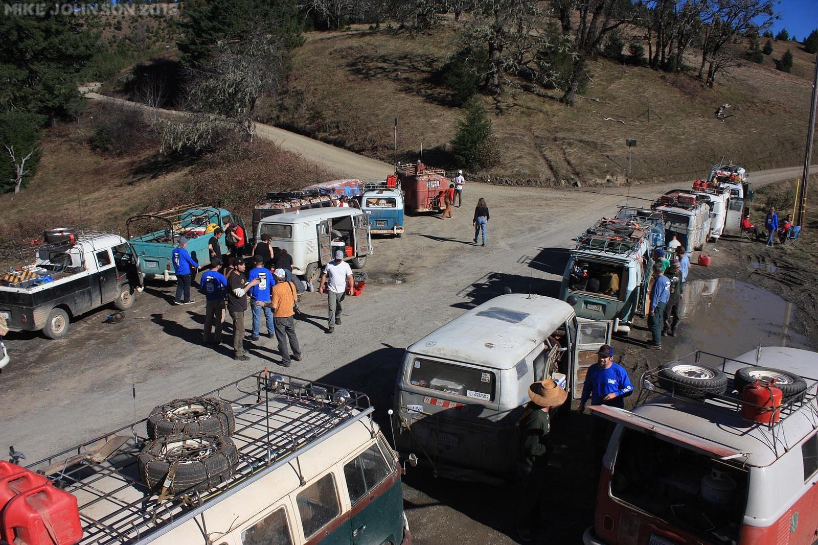 Shasta Snow Trip | BeCombi