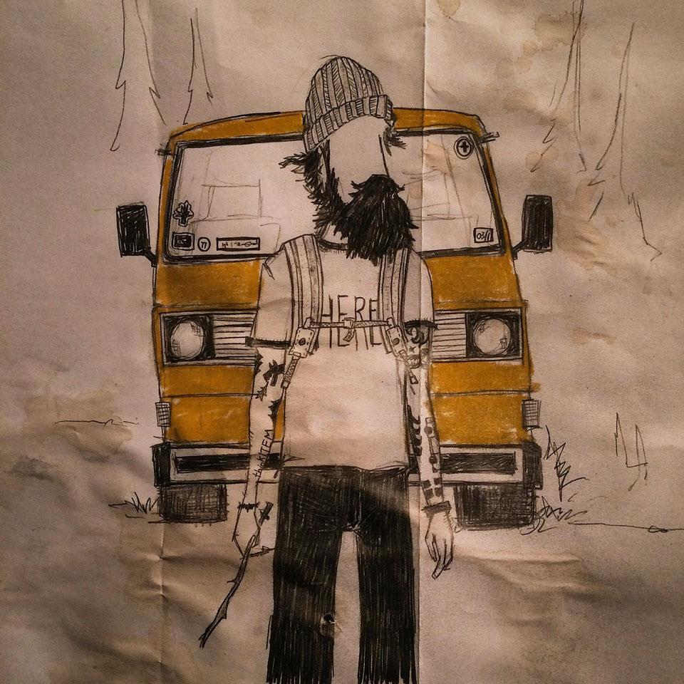 Thinkitem artiste VW | BeCombi